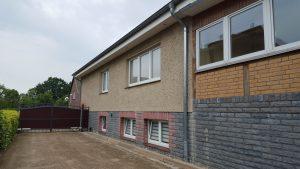 Fassaden Arbeiten